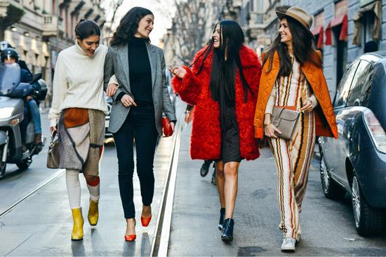 10fb0a9d6147 Φθινόπωρο- Χειμώνας 2018  Οι τάσεις στα γυναικεία ρούχα - Το ...